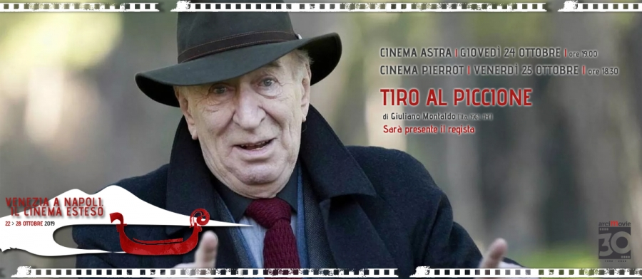 Anteprima Cineforum Arci Movie con Giuliano Montaldo